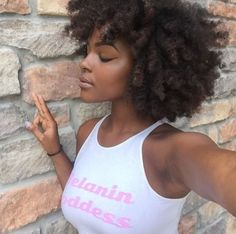 Looking cute in #kinkyhair #naturalhair
