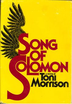 "Toni Morrison, that'd be the woman who won both a Nobel Prize in '93 and a Pulitzer Prize in '87, has created an epic that somehow managed to make it onto a list of  ""Banned Books""! I love that. This one is the wicked coming of age tale of one Macon ""Milkman"" Dead III and it is a doozy. There's one scene that captures the essence of ""fightin' words"" among a group of Black men that rings my bell every time. Enjoy!"