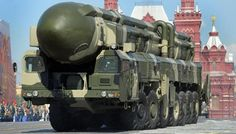 Russia launches massive nuclear war training exercise that 'involves 40 million people' 'Schizophrenics from America are sharpening nuclear weapons for Moscow,' says Russian government-run TV network  GettyImages-86861030.jpg