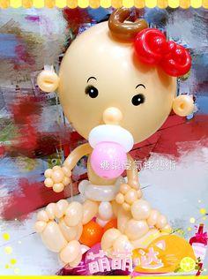 Baby form Taiwan Sweet-balloon shop_Chris Chen(陳正輝)