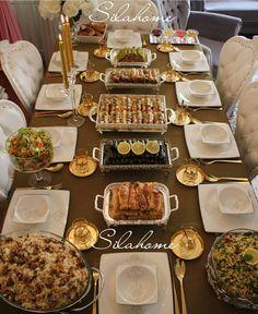 Ramadan Decoration, Food Decoration, Breakfast Presentation, Food Presentation, Iftar, Dinner Sets, Dinner Dishes, Food Design, Nigerian Food