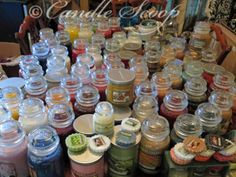 Part of a Yankee Candle Stash.  http://www.candlescoop.com/stash-secrets-sunday-part-yankee-candle-collection/