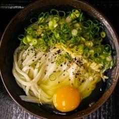 Healthy Coconut Oil Egg Noodles HealthyAperture.com
