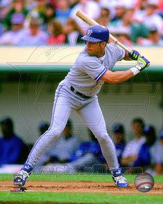 Roberto Alomar Action Photo Print x Baseball Star, Baseball Season, Baseball Cards, Toronto Blue Jays, Anatomy Poses, Mlb Players, Toronto Maple Leafs, Print Pictures, Running