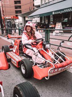 Tokyo Mario Kart Go Kart Racing