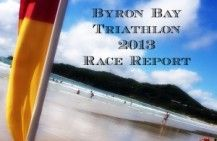 Byron Bay Triathlon Race Report 2013