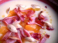 Herkkusuun lautasella-Ruokablogi: Kurpitsakeitto