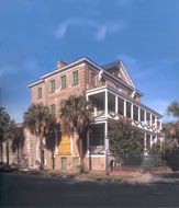 Aiken-Rhett house, Charleston, SC