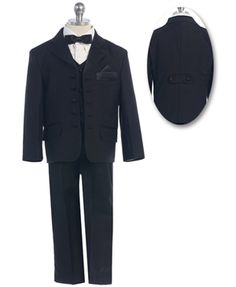single breasted tux for kid