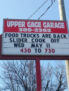 It's the most wonderful time of the year; it's Food Truck Season and if you missed out on Sew Hungry or simply just want more of what Hamilton has to offer, we have your solution!! Don't forget to bring a non-perishable food donation to help out the local neighbour to neighbour!! #hamont #trueresident #foodtruck Non Perishable Foods, Cook Off, Time Of The Year, Food Truck, Wonderful Time, The Locals, Sliders, Hamilton, Don't Forget