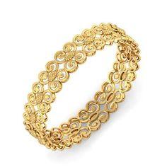 22kt Gold bangle