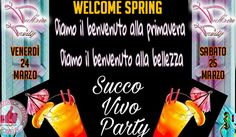Succo Vivo Party Da Valeria Vanity http://affariok.blogspot.it/