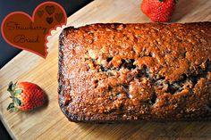 Grandma's Strawberry Bread - Opera Singer in the Kitchen Old Recipes, Bread Recipes, Healthy Recipes, Strawberry Bread, Easy Family Meals, Bread Rolls, Holiday Recipes, Sweet Treats, Brunch