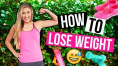 How To Lose Weight Fast! Fitness Hacks & Motivation | LaurDIY