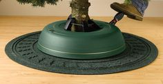 Just found this Christmas Tree Watering Mat - Water Trapper%26%23153%3b Christmas Tree Mat -- Orvis on Orvis.com!