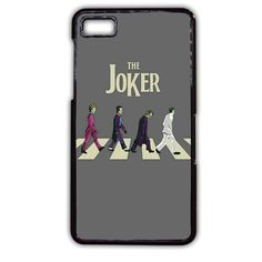 Joker The Bettles Style TATUM-5948 Blackberry Phonecase Cover For Blackberry Q10, Blackberry Z10