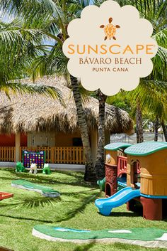 In need of a family getaway where the kids can still play? Sunscape Bavaro Beach is your ideal destination!