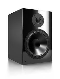 Speaker, compact, front, nuBox 381, by Nubert
