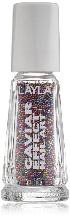 Layla Caviar Effect Nail Polish, Samba, Ounce *** Check this awesome product by going to the link at the image. Nail Decorations, Samba, Caviar, Nail Polish, Ballet, Nail Art, Nails, Link, Awesome