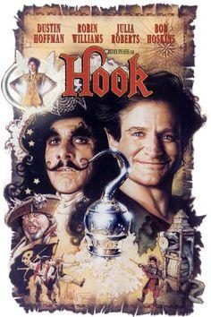 Hook (El Capitán Garfio).