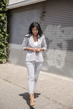 The ShopStyle Guide on What to Wear to Work For Warmer Weather