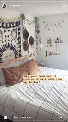 banking aesthetic This kind of dorm room appears to be absolutely brilliant, ought to bear this in mind the next time Ive got a little bucks saved. Cute Room Ideas, Cute Room Decor, Room Ideas Bedroom, Bedroom Inspo, Hippie Bedroom Decor, Hippy Bedroom, Bohemian Bedroom Design, Bedroom Furniture, Indie Room