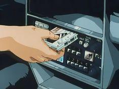 """Vaporwave Room: solardrifter: """" City Hunter - シティーハンター (1987-88) """"..."""
