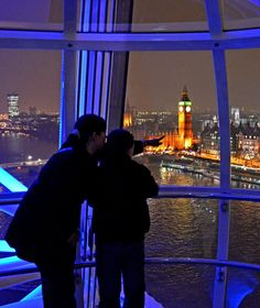 the london eye observation wheel - london, england if I could be proposed to on this :/ won't happen