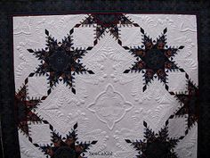 Inspirational Free Motion Quilting at Road to California Quilt Show -- This site has photos of close-ups of a number of quilts!