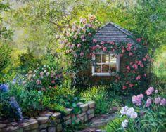 Spring in the Garden MiniPrint