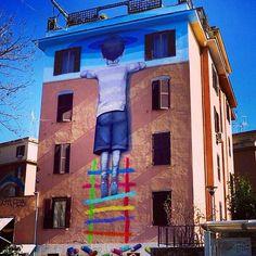 Progetto Big City Life, Roma Foto: @seth_globepainter: l'arte di evadere la realtà   Instagramers Italia
