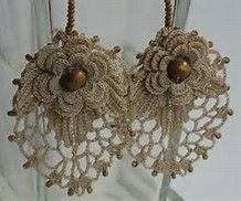 artesanato croche rosario - Bing images