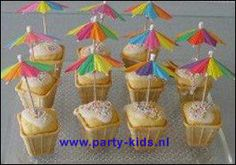 traktaties - cake-ijsjes zelf maken
