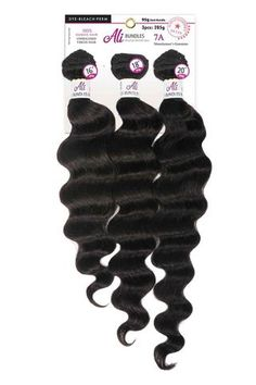 The Chade Fashions Ali Bundles feature a loose wave with enough definition to have a natural style full of volume and bounce. Black Ponytail Hairstyles, Black Women Hairstyles, Weave Hairstyles, Ladies Hairstyles, Hairstyle Short, Trendy Hairstyles, Natural Hair Twist Out, Natural Hair Styles, Braided Ponytail Weave