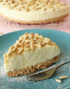 Frozen Desserts, No Bake Desserts, Dessert Recipes, Cake Cookies, Cupcake Cakes, Chocolate Sorbet, Bakery Recipes, Street Food, Italian Recipes
