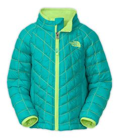 TODDLER GIRLS' THERMOBALL™ JACKET