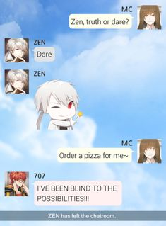 mystic messenger | Tumblr