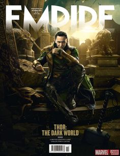 "Empire Magazine limited edition cover for Marvel's ""Thor: The Dark World""  More on Marvel.com: http://marvel.com/news/story/21079/behold_13_new_images_from_marvels_thor_the_dark_world#ixzz2coXIoycN"