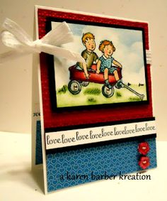 A Stamper's Diary.............. Pressing On.......: LOVE IS IN THE AIR........