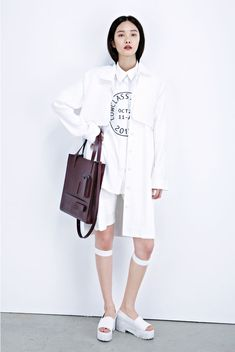 Low Classic SS13 | Korean brand founded in 2009 by Lee Myeong Sin, Hwang Hyun Ji, and Park Jin Sun