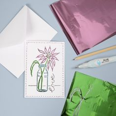 Book Folding – Decorations made with an entire Block of Paper Deco Foil, Mothers Day Presents, Book Folding, Diy Paper, Flower Designs, Diy Design, How To Draw Hands, Card Making, Greeting Cards