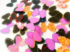 A personal favorite from my Etsy shop https://www.etsy.com/listing/286199495/20-handmade-butterflies-stampin-up