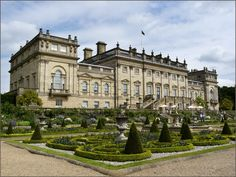 Harewood House, Leeds, West Yorkshire