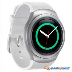 Samsung Gear S2 Smartwatch - Buy UK:  http://amzn.to/2dztOif Buy USA:  http://amzn.to/2dC9UE1  Gear S2 comes full circle  with a durable stainless  steel body that sits slim  and sleek on your wrist.  Customizing the watch face  and changing watch bands  is so easy, it's a device  for all occasions.  #gears2 #s2smartwatch #smartwatch
