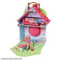 Kukačkový domeček pro mini panenky ChouChou Birdie
