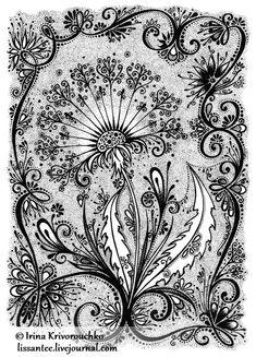 Gallery.ru / Фото #78 - рисунки для вышивки - ninmix