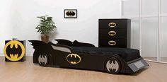 Chambre lit Batman