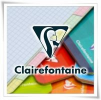 Clairefontaine at Writer's Bloc Fine Paper, Pencil And Paper, Fountain Pen, Markers, Writer, Notebook, Learning, My Love, Pens