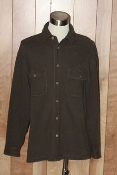 MEN'S TOMMY BAHAMA BUTTON-DOWN SHIRT-SIZE: LARGE