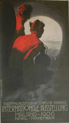 Metlicovitz, Leopoldo poster: Internationale Ausstellung (medium)